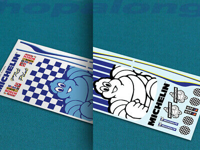 Scalextric/Slot Car 1/32 Scale Waterslide Decals. Ns03031w • 2.85£