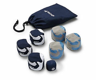 Vw Boules Boccia Ball Game – Genuine Vw Golf Collection Merchandise  • 7.49£