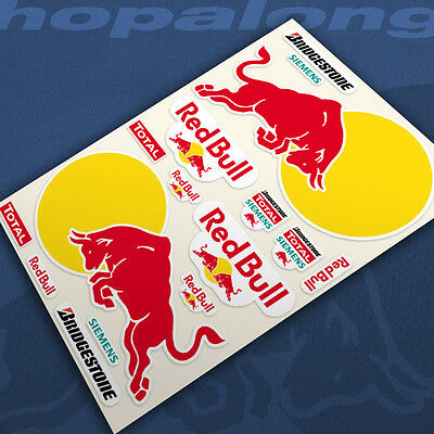 Scalextric/Slot Car 1/32 Scale Sticker Decals Rs235 • 3.25£