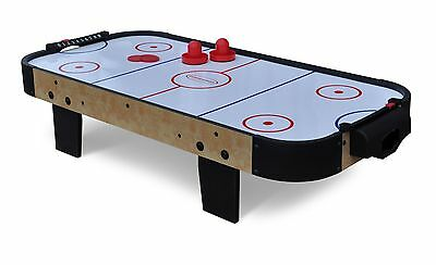 Table Top Air Hockey Table Air Hockey With Pucks Table Top Game Airhockey Game • 65.99£