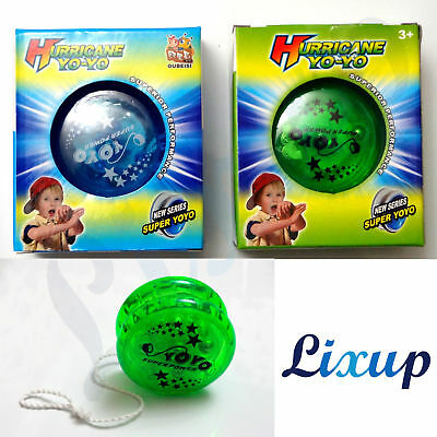 Light Up YoYo Yo Clutch Mechanism Fun Toy Speed Ball High Performance *OFFER* • 4.99£