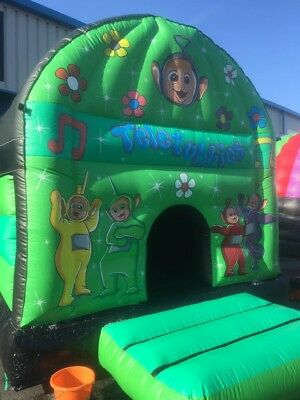 12ft X 15ft Commercial UK Made Bouncy Castle / Disco Dome • 795£