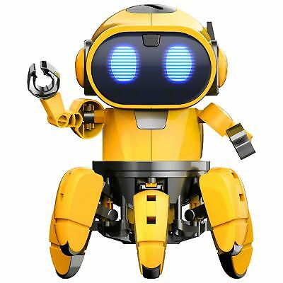 Tobbie The Robot Educational Robot Toy Smart Obstacle STEM AI • 24.99£