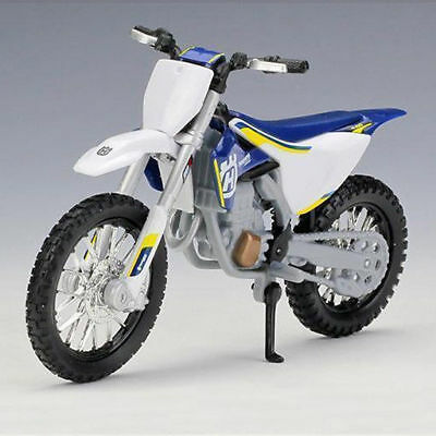 Husqvarna 1:18 Die-Cast Motocross MX Toy Model Dirt Bike Maisto  • 11.99£