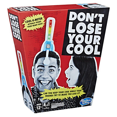 Hasbro Don't Lose Your Cool Family Party Game • 8.99£