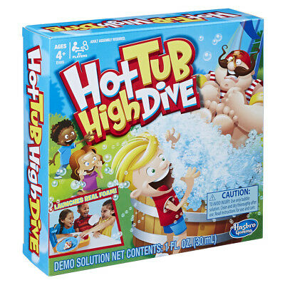 Hasbro Hot Tub High Dive Action Game • 9.99£