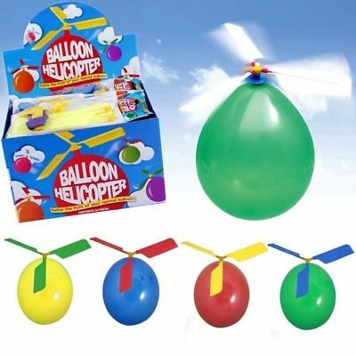 Balloon Helicopter X 6 • 2.99£