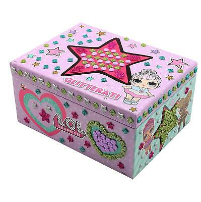 LOL Surprise Mosaic Jewellery Box, Toys & Games, Brand New • 8.24£
