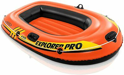Pro Dingy Inflatable Rubber Boat Tender Fishing Beach Lounger Float Blow Up New  • 24.95£