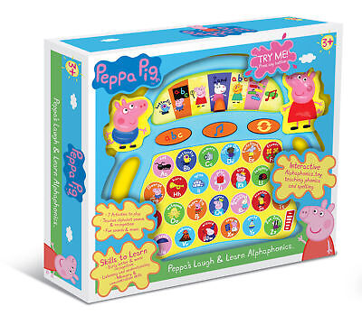 Peppa Pig's Laugh & Learn Alphaphonics™ • 17.99£