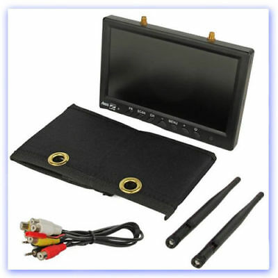 7in Monitor 24-Channel 5.8GHz Receiver With Diversity AZSZ1020 • 45.99£