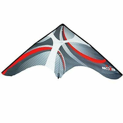 Brookite Harvey Dual Line Stunt Kite Agile Sport Kids Easy To Fly Complete Pack • 18.99£
