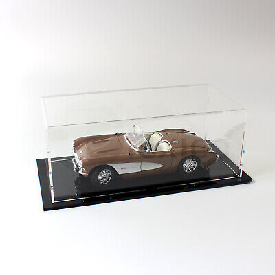 Acrylic Display Case For A 1:18 Scale Model Car / Technic / Acrylic Cube • 24.99£