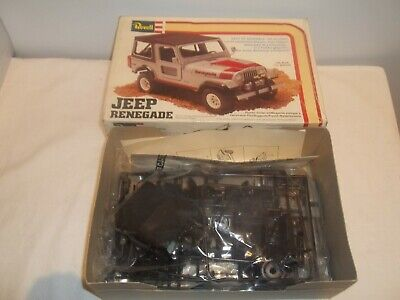 Revell 6209 Jeep Renegade Kit 1/25 New & Sealed • 72.95£