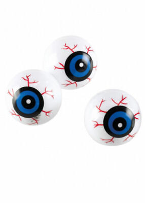 Unique Party Eyeballs Stocking Filler Party Bag Kids Trick Or Treat Halloween  • 2.49£