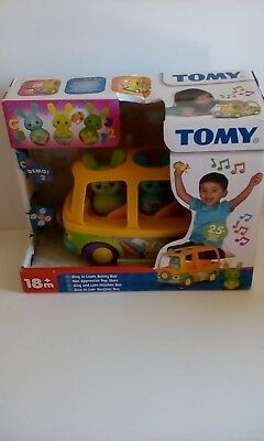 TOMY Sing To Learn Bunny Bus • 19.99£