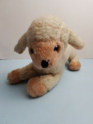 Vintage Sheep Cute Soft Toy Made In Korea • 20£
