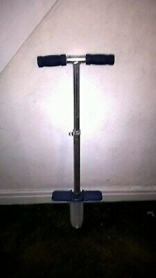Chrome Metal Adjustable Pogo Stick (Collect Only) (Ref 21) • 14£
