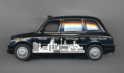 Die Cast Liverpool Taxi • 11.99£