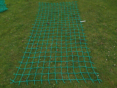 7x3ft STRONG Soft Cargo Rope Scramble Net 4tree House Climbing Frame Play Safety • 19.95£