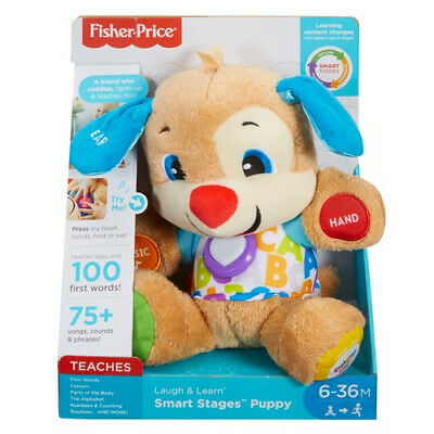 Fisher Price Smart Stages Puppy • 18.99£