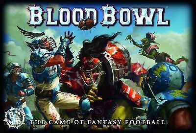 Blood Bowl - Boxed Game • 65£