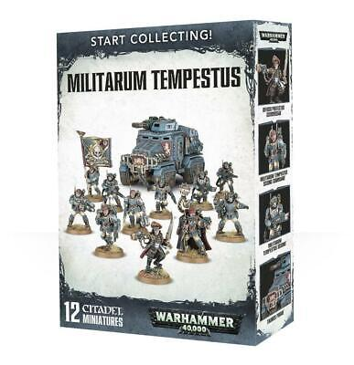Militarum Tempestus: Start Collecting! • 50£