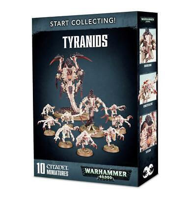Tyranids: Start Collecting! • 50£