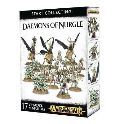 Start Collecting: Daemons Of Nurgle • 45£