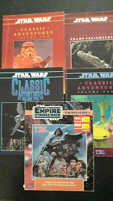 Starwars RPG  Classic Books  (Star Wars RPG) West End Games • 10.37£