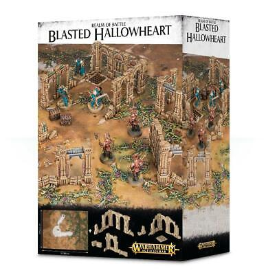 Blasted Hallowheart - Realm Of Battle (Age Of Sigmar) • 50£