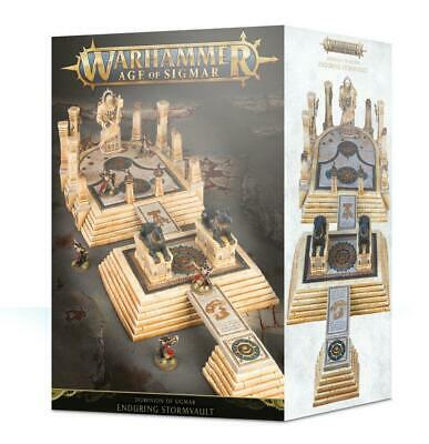 The Enduring Stormvault - Scenery (Age Of Sigmar) • 80£