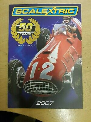 Scalextric Catalogue 2007 48th Edition BRAND NEW • 5.99£