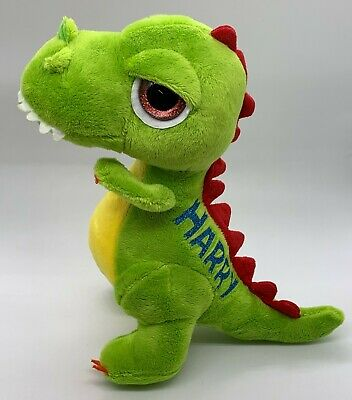 Personalised T-Rex Dinosaur Soft Toy • 14.99£