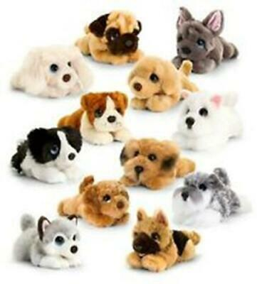 Keel Toys Signature Cuddle Puppy Soft Toy Dog 25cm • 12.99£
