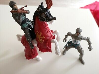 Chap Mei Medieval Knights And Horse  • 5£