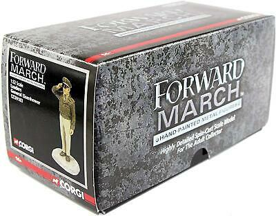 Corgi Forward March 1:32 Die Cast Figure Leaders General Dwight Eisenhower • 4.97£