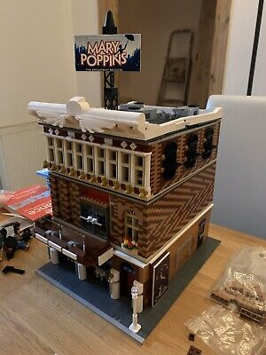 Lego West End Theatre Moc INSTRUCTIONS ONLY NO BRICKS! • 20£