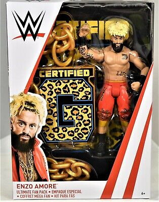 WWE Ultimate Fan Pack Enzo Amore • 15£
