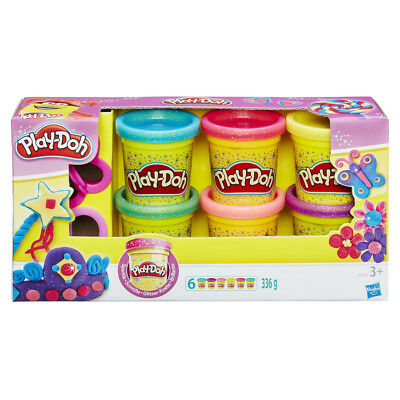 Play-Doh Sparkle Compound Collection Hasbro NEW • 8.99£