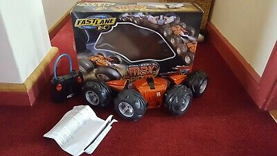 Fast Lane Max Spinner Radio Controlled Car • 20£