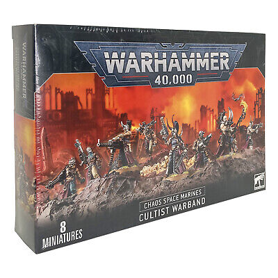 Blackstone Fortress - Cultists Of The Abyss • 12£