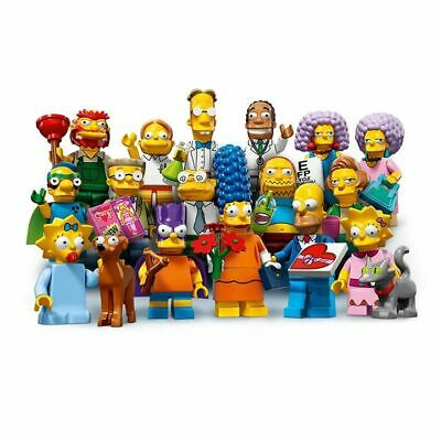 Lego Series  ~ Simpsons 1 And 2 ~  Minifigures ... Choose Your Figure • 2.99£