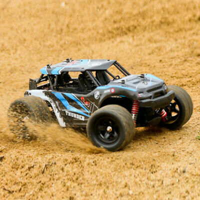 40+MPH High Speed Fast Remote Controlled RC Car 2.4G 4WD Large 1/18 Kids Gift UK • 55.38£