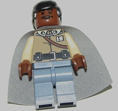 Lego New Star Wars Lando Calrissian General Outfit Minifigure Minifig Fig • 21.03£