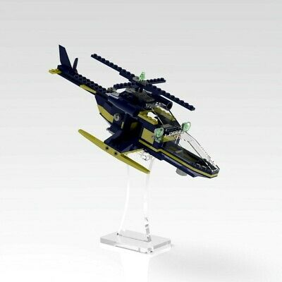 Lego Display Stand / Lego City / Lego Star Wars / Stand Angled For Lego 4x3 • 3.99£