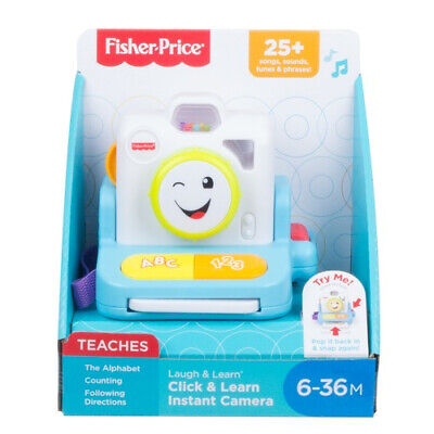 Fisher-Price Laugh & Learn Instant Camera • 13.99£