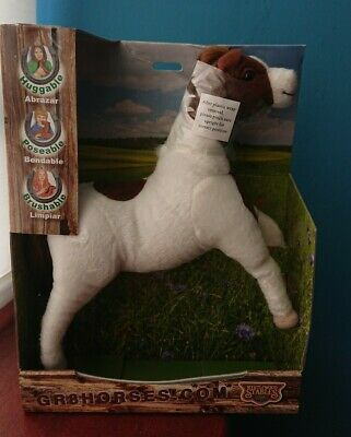 Horse Soft Toy Poseable Plush Horse Toy Myrtlewood Stables MAGIC Pony Teddy Cute • 9.99£