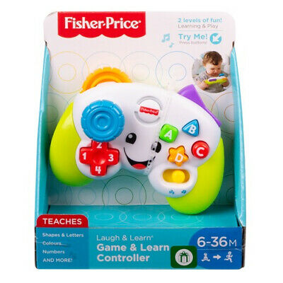 Fisher Price Game & Learn Controller • 12.49£