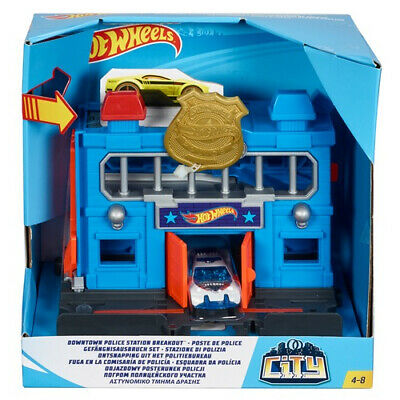 Hot Wheels City Themed Playset - Choose Of Playset • 9.99£